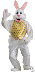 easter bunny costumes for rent