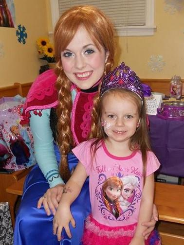 frozen princess anna and elsa