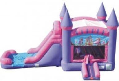 Princess Slide Kids Party Entertainment Nashville