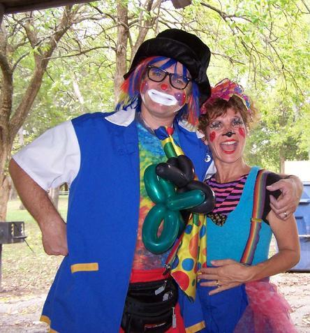 clowns kids entertainer face painting balloon making
