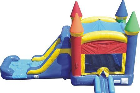 slide bounce house combo nashville kids party parties