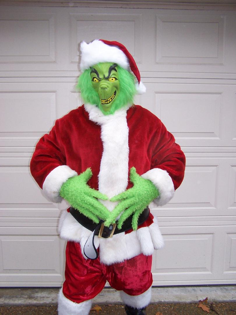 grinch character
