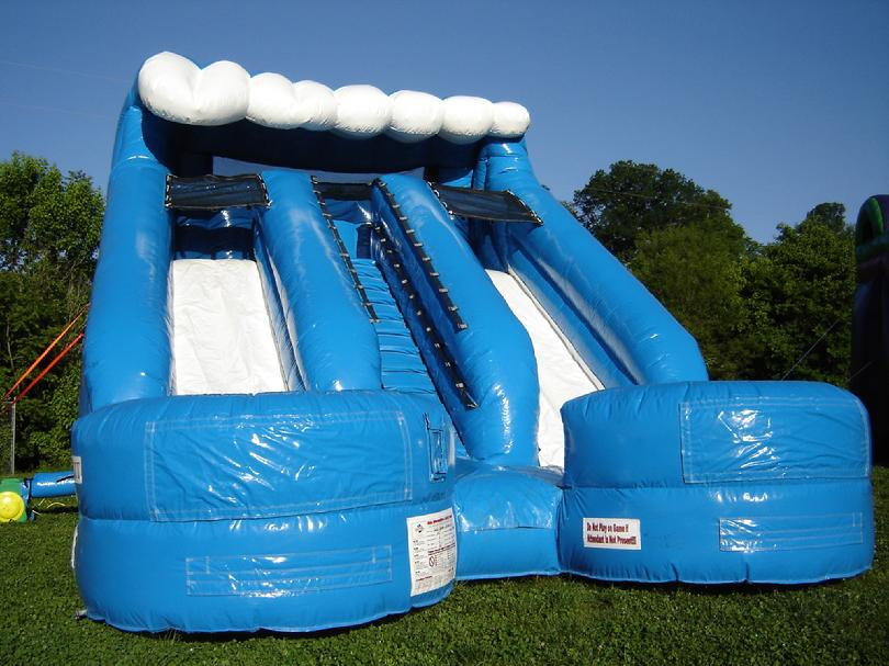double splash summer waterslide middle tennessee southern kentucky copycats for kids parties nashville tn